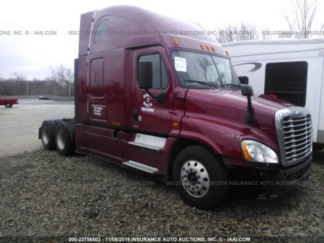 2014 FREIGHTLINER CASCADIA 125 - Small image. Stock# 23756503
