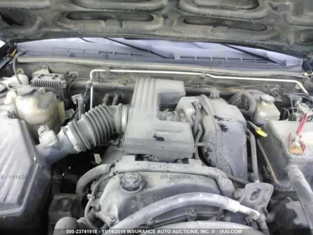 Salvage Title 2005 Chevrolet Colorado 3 5l For Sale In