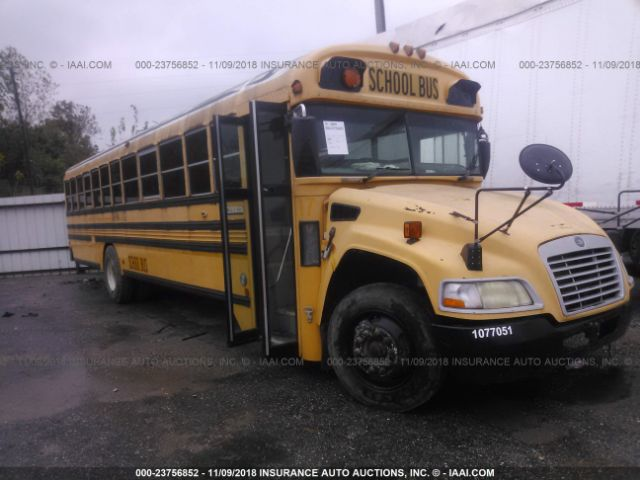 click here to view 2010 BLUE BIRD SCHOOL BUS / TRAN at IBIDSAFELY