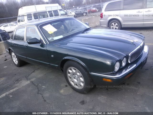 click here to view 2000 JAGUAR XJ8 at IBIDSAFELY