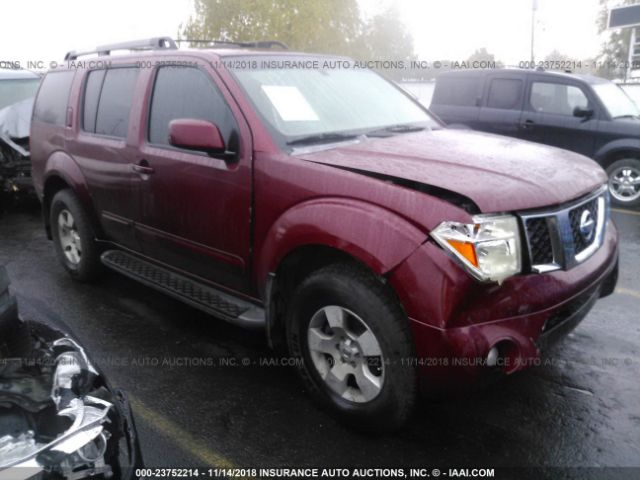 2007 NISSAN PATHFINDER - Small image. Stock# 23752214
