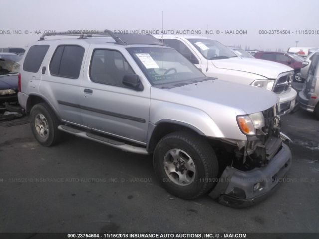 2000 NISSAN XTERRA - Small image. Stock# 23754504