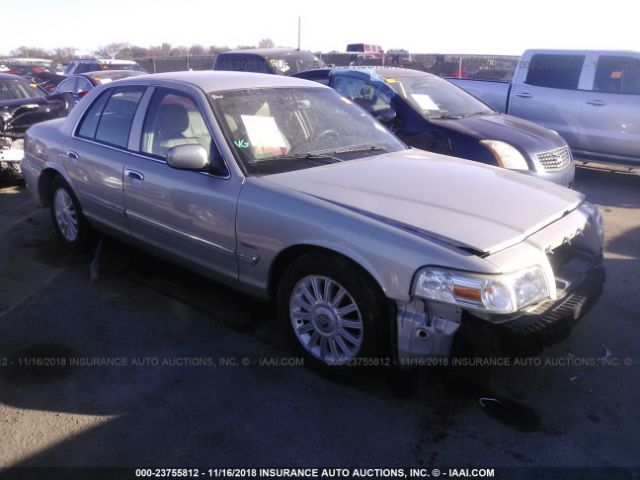 2010 MERCURY GRAND MARQUIS - Small image. Stock# 23755812