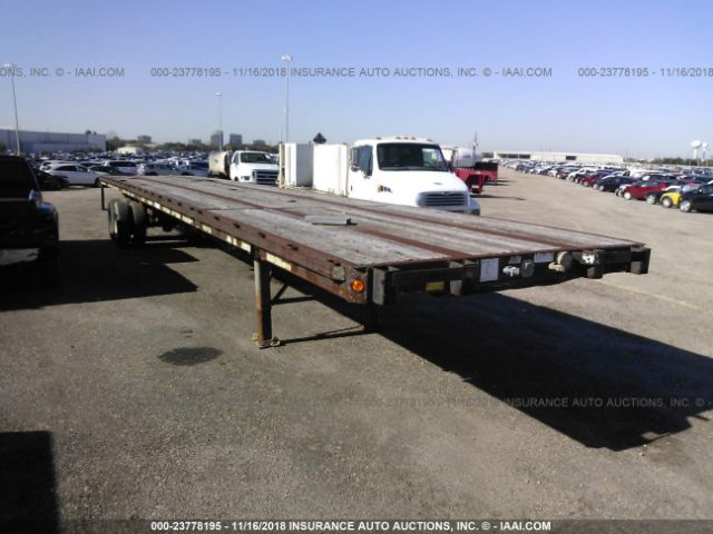 1996 FONTAINE TRAILER CO 48FT. - Small image. Stock# 23778195