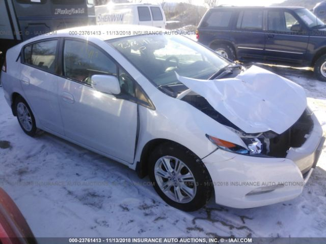 2010 HONDA INSIGHT - Small image. Stock# 23761413