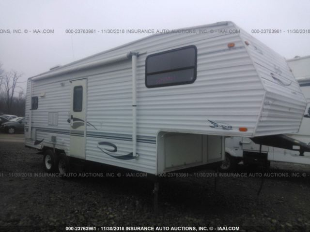 click here to view 2001 JAYCO EAGLE 243R at IBIDSAFELY