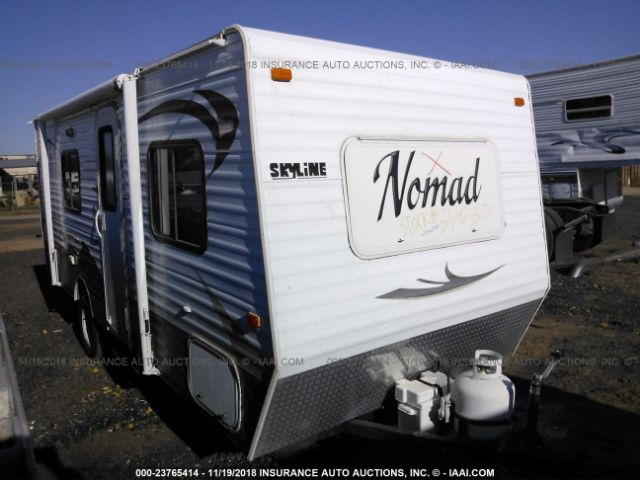 click here to view 2012 SKYLINE NOMAD 183 at IBIDSAFELY