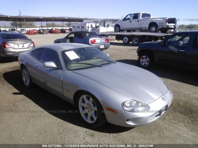 click here to view 2000 JAGUAR XK8 at IBIDSAFELY
