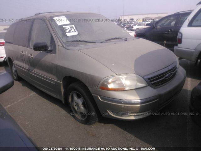 2000 Ford Windstar Image 1 Stock 23790401