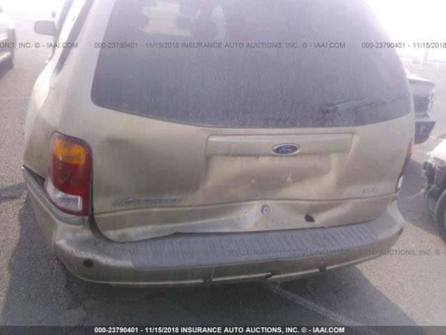 2000 Ford Windstar Image 6 Stock 23790401