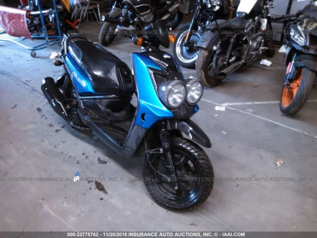 click here to view 2013 YAMAHA YW125 at IBIDSAFELY