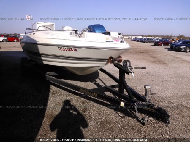 2002 WELLCRAFT BOAT AND TRAILER - Small image. Stock# 23775896