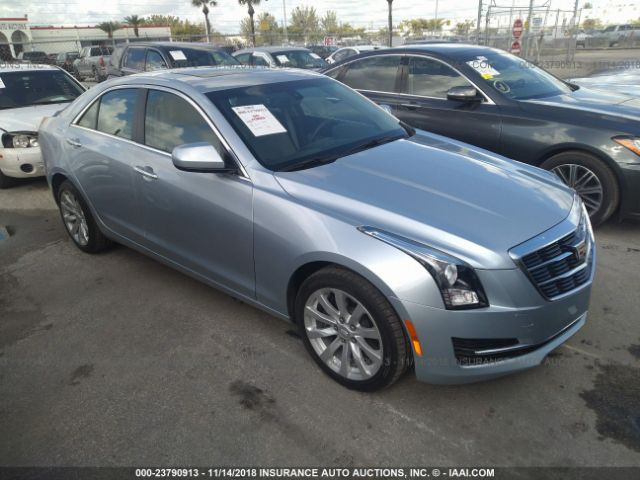 click here to view 2017 CADILLAC ATS at IBIDSAFELY