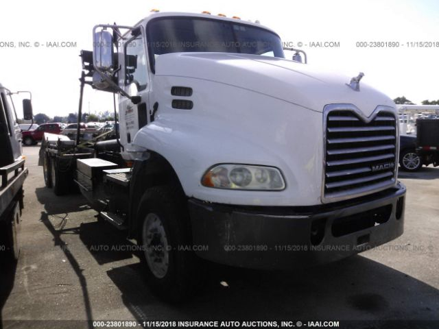 click here to view 2011 MACK CXU612 at IBIDSAFELY