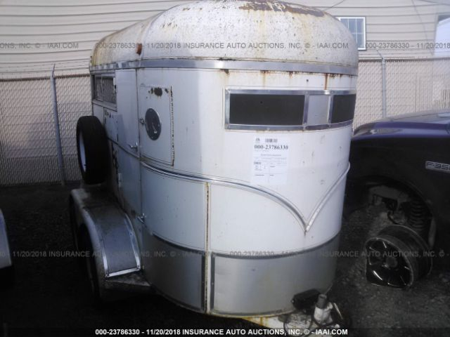 click here to view 1989 WW TRAILER HORSE TRAILER at IBIDSAFELY
