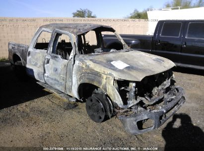 Salvage 2015 FORD F350 for sale