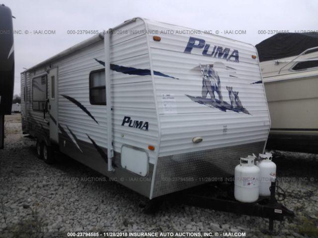 2008 PUMA PUMA PT29RKSS - Small image. Stock# 23794585