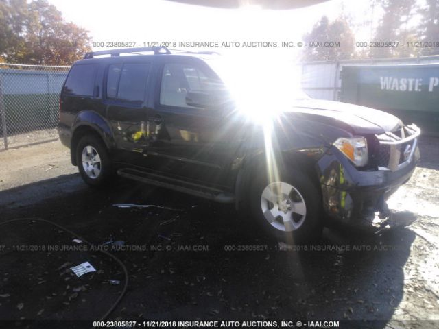 2007 NISSAN PATHFINDER - Small image. Stock# 23805827