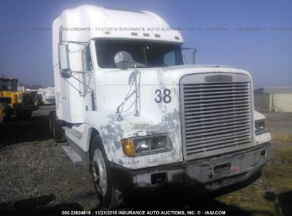 Salvage 1995 FREIGHTLINER CONVENTIONAL for sale