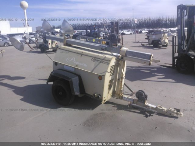 2008 INGERSOLL RAND LIGHT TOWER - Small image. Stock# 23837819