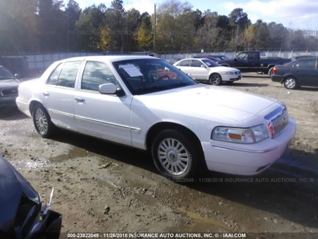 click here to view 2007 MERCURY GRAND MARQUIS at IBIDSAFELY
