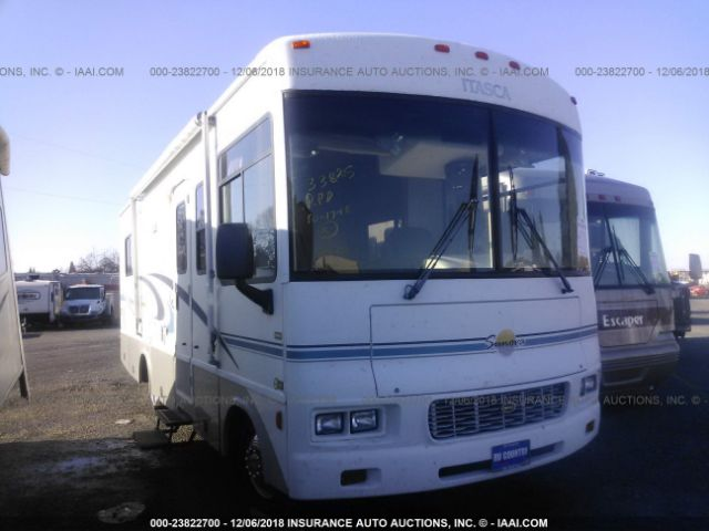 click here to view 2004 WORKHORSE CUSTOM CHASSIS MOTORHOME CHASSIS at IBIDSAFELY