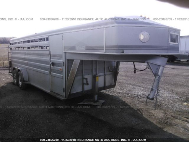 TITAN TRAILER MFG UTILITY