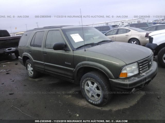 click here to view 2001 OLDSMOBILE BRAVADA at IBIDSAFELY