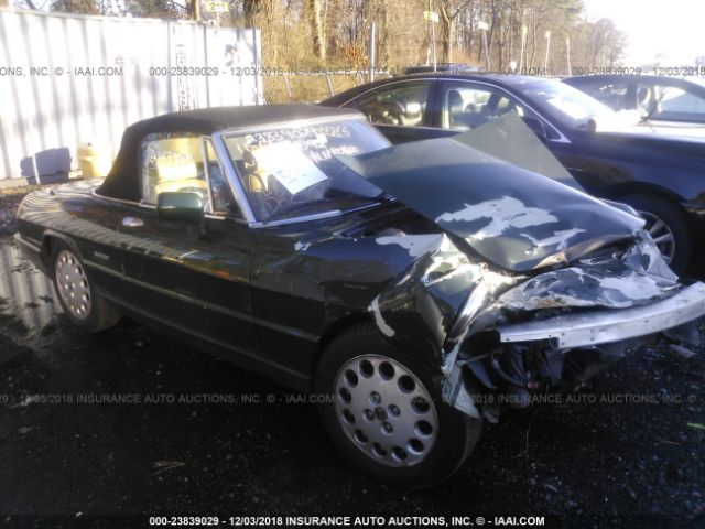 click here to view 1992 ALFA ROMEO SPIDER at IBIDSAFELY