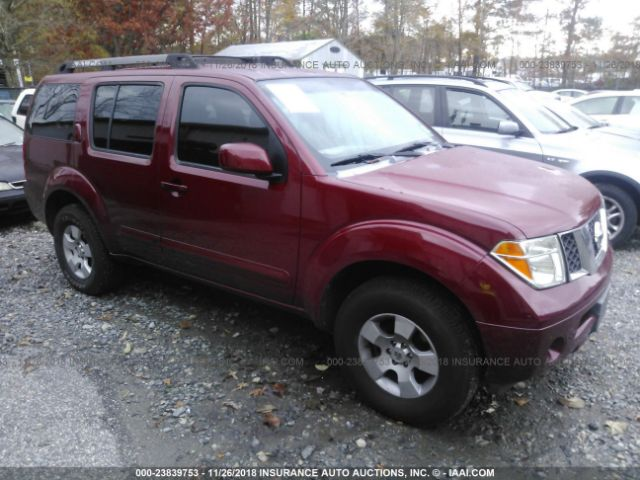 2007 NISSAN PATHFINDER - Small image. Stock# 23839753