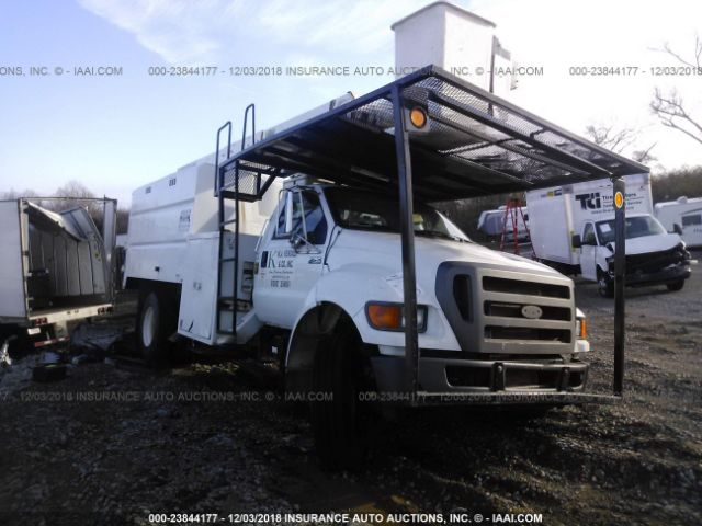 2013 FORD F750 - Small image. Stock# 23844177
