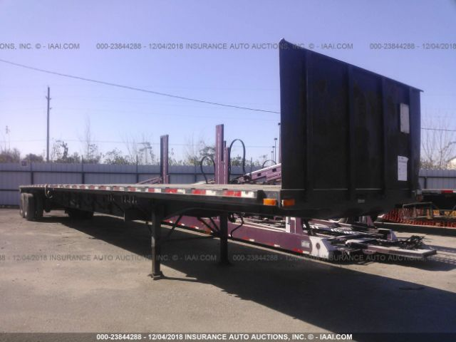 2005 TRANSCRAFT CORP FLATBED - Small image. Stock# 23844288