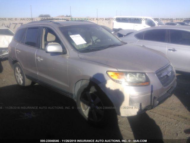 click here to view 2007 Hyundai Santa Fe at IBIDSAFELY