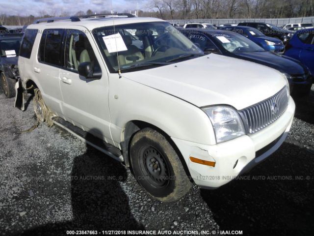 click here to view 2003 MERCURY MOUNTAINEER at IBIDSAFELY