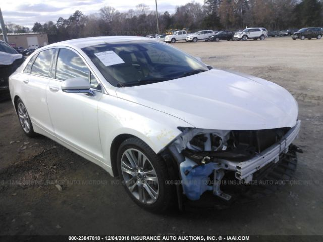 click here to view 2014 LINCOLN MKZ at IBIDSAFELY