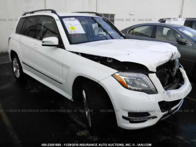 2013 MERCEDES-BENZ GLK - Small image. Stock# 23851889