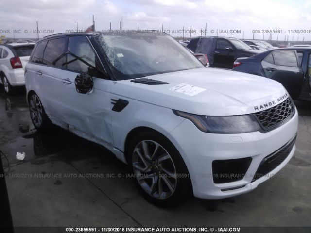 click here to view 2019 LAND ROVER RANGE ROVER SPORT at IBIDSAFELY
