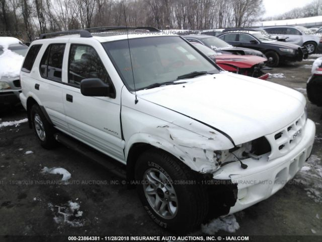 click here to view 2002 ISUZU RODEO at IBIDSAFELY
