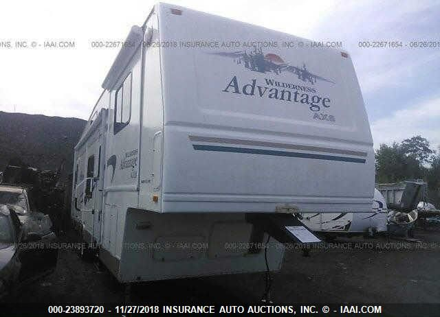 click here to view 2004 FLEETWOOD WILDERNESS ADVANTAGE at IBIDSAFELY