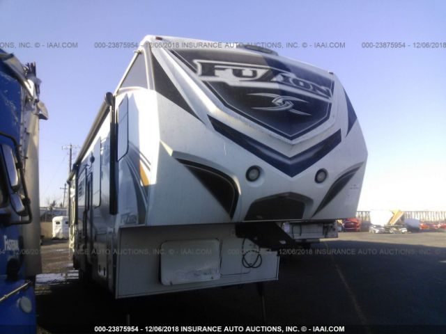 click here to view 2014 KEYSTONE RV FUZION TOY HAULER FIFTH W at IBIDSAFELY