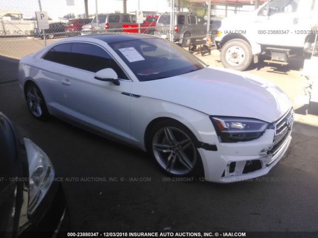 click here to view 2018 AUDI A5 at IBIDSAFELY