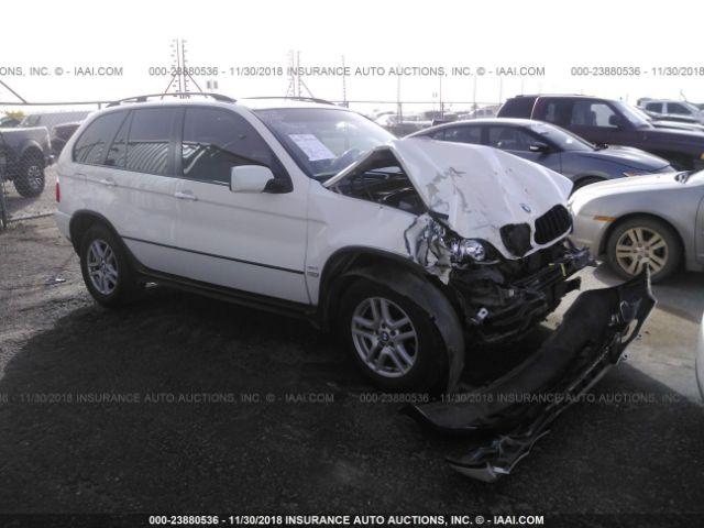 2005 BMW X5 - Small image. Stock# 23880536