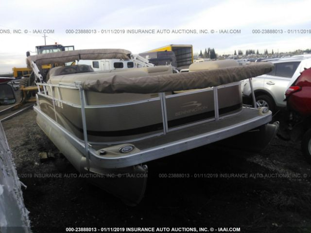 2011 BENNINGTON BENNINGTON PONTOON - Small image. Stock# 23888013