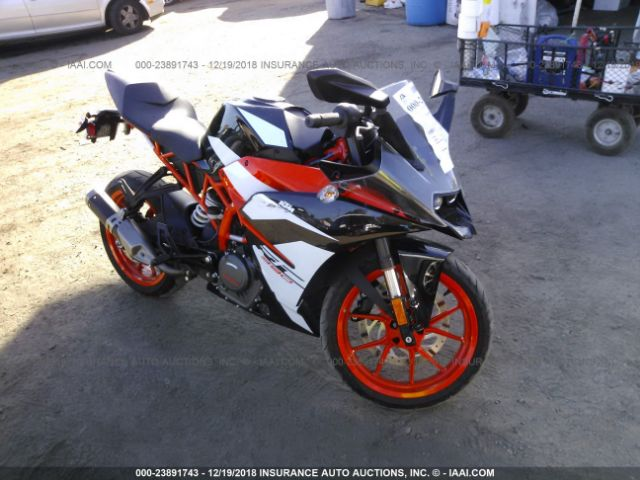 click here to view 2018 KTM RC 390 at IBIDSAFELY