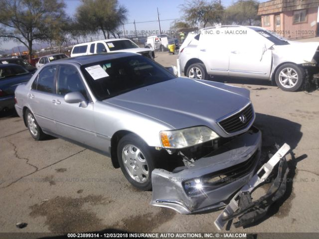 click here to view 2001 ACURA 3.5RL at IBIDSAFELY