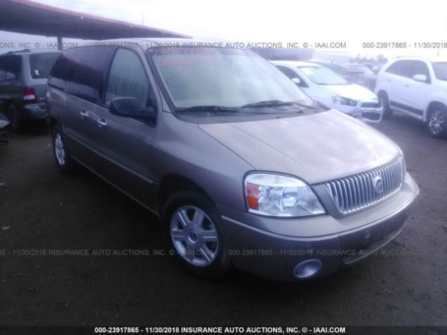 click here to view 2005 MERCURY MONTEREY at IBIDSAFELY