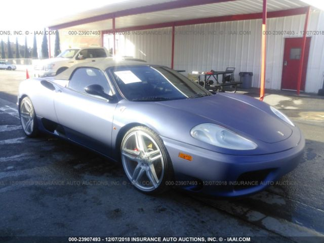 click here to view 2004 FERRARI 360 at IBIDSAFELY