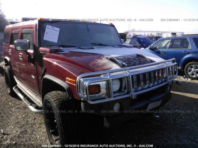 click here to view 2005 HUMMER H2 at IBIDSAFELY
