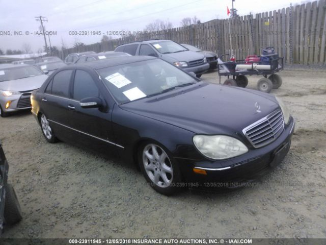 click here to view 2006 MERCEDES-BENZ S at IBIDSAFELY