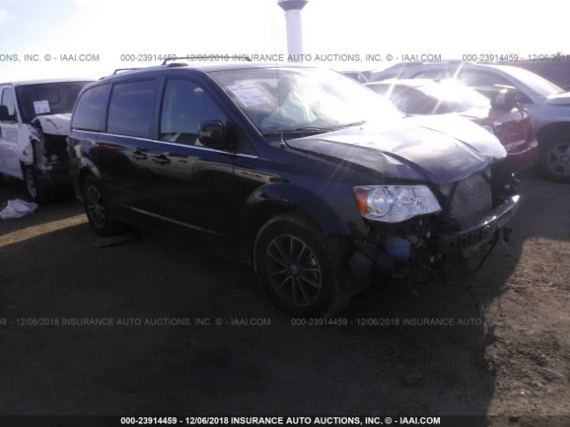 2017 DODGE GRAND CARAVAN - Small image. Stock# 23914459